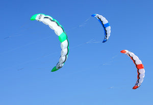 Three kinds of Quest Dual Line Traction Kite Sports Kite