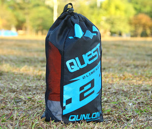 Quest Dual Line Traction Kite Flying Set