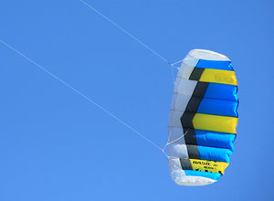 Basic Dual Line Traction Kite for Game