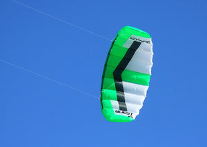 Green Quest Dual Line Traction Kite details