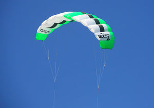 Green Quest Dual Line Traction Kite Sports Kite