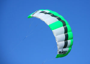 Green Quest Dual Line Traction Kite PC20