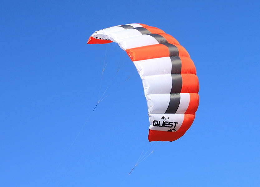 Quest Dual Line Traction Kite Sports Kite