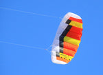 Flying Red Basic Dual Line Traction Kite