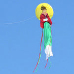 26ft Chang-E Flies To The Moon Soft Single Line Kite