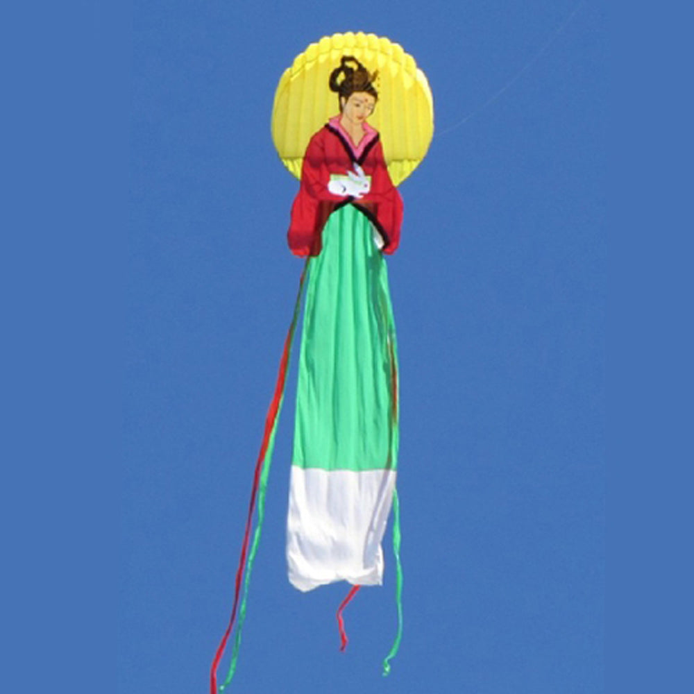 Chinese Myth Chang-E Flies To The Moon Soft Single Line Kite