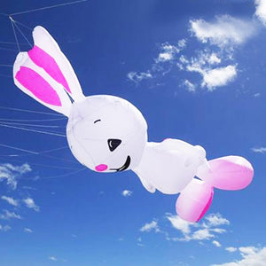 Flying Magic Rabbit Inflatable Line Laundry