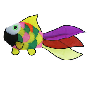 Various Patterns Rainbow Fish Windsock Spinner Spiral