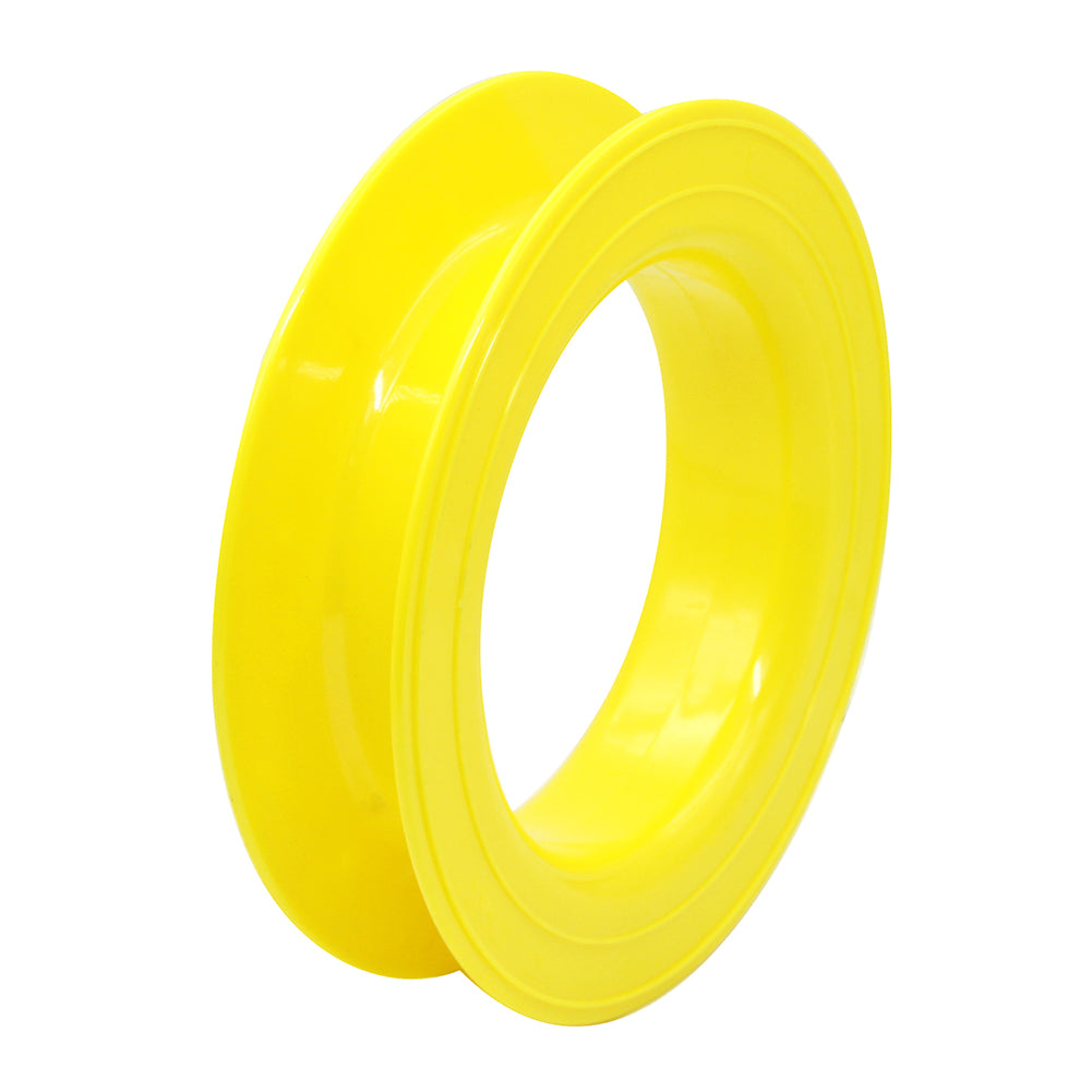 Yellow 9.5inch YoYo Hoop for Kite