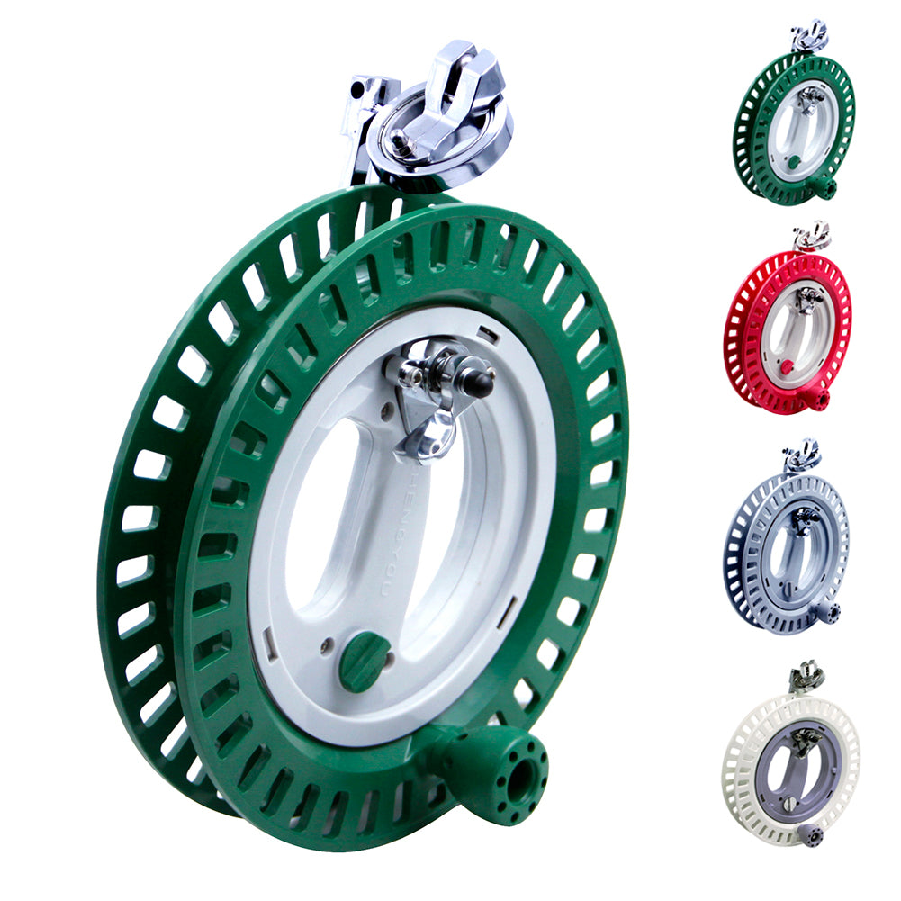 four kinds of 10.6 inch Kite Reel with Ball Bearing Smooth Rotation