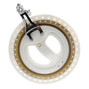 White outer part Line-Guide for Detachable ABS Kite Reel