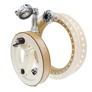 Parts of 11inch Detachable ABS Kite Reel Line Winder