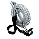Grey 10.6 inch Large Kite Reel with Strap