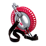 Pink 10.6 inch Large Kite Reel with Strap
