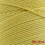 Yellow Twist Kevlar Line Detail
