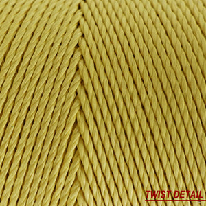 Yellow Twist Kevlar Kite Line