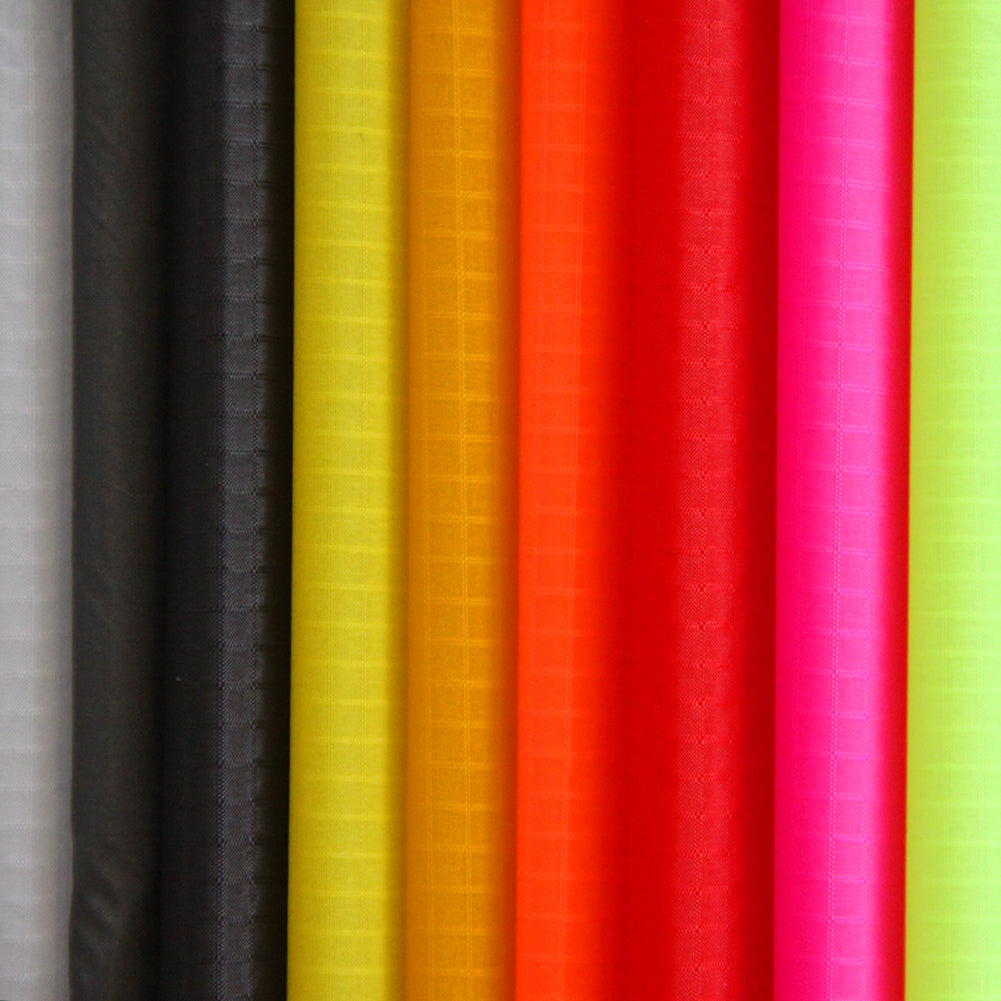 Various colors of Emma Kites 40D Ripstop Nylon Fabric