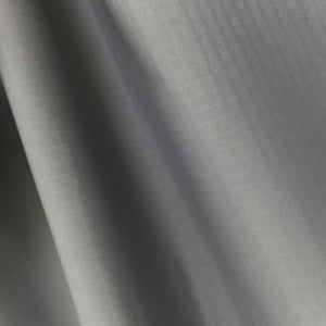 Grey 40D PU Coated Ripstop Nylon Fabric
