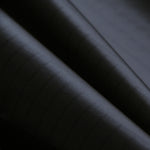 Black PC20 Ripstop Polyester Fabric