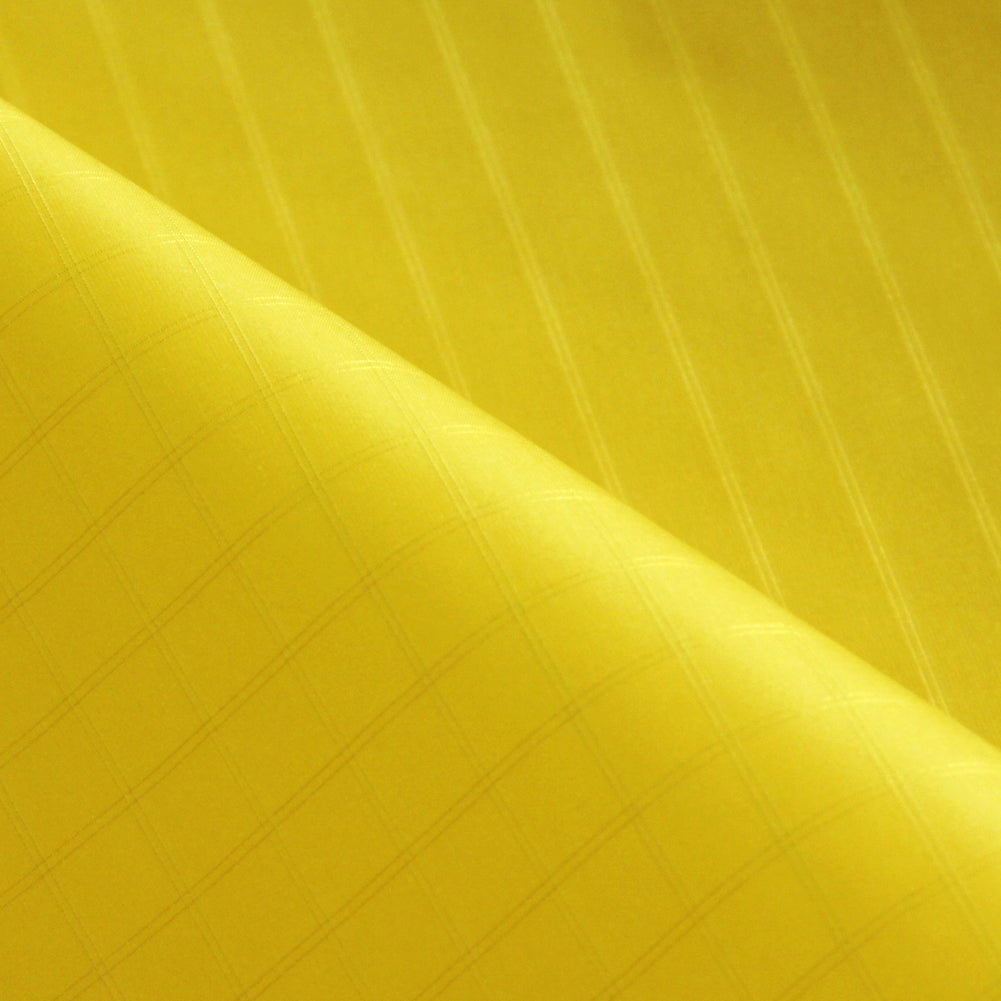 Yellow PC20 Ripstop Fabric