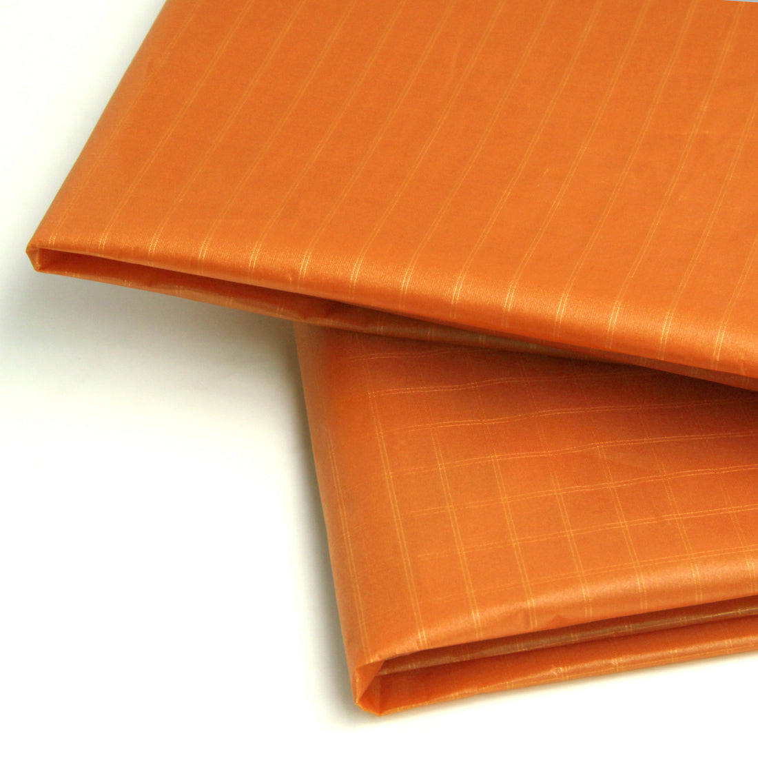 Extremely Light Orange PC20 Ripstop Polyester Fabric