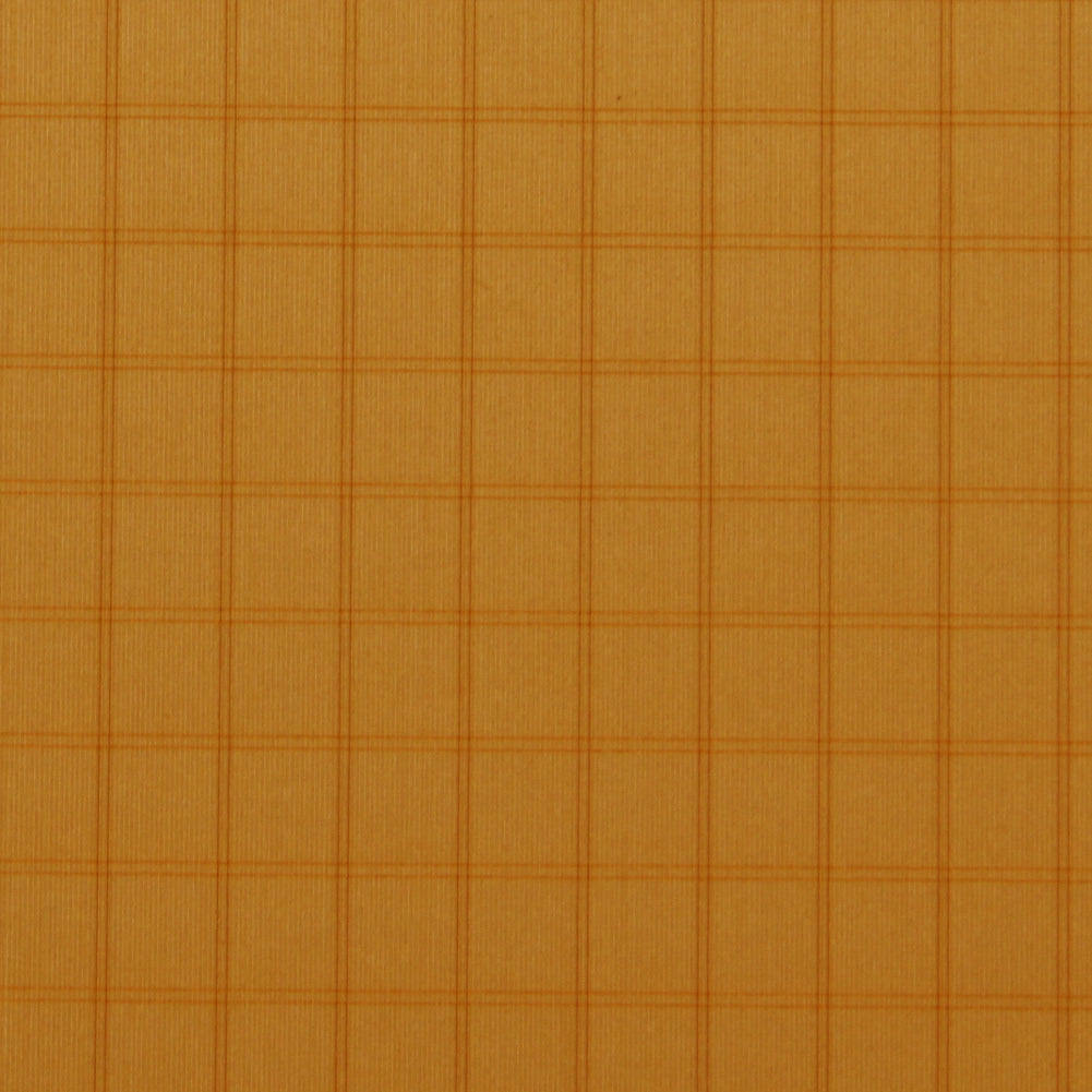 Orange PC20 Ripstop Polyester Fabric