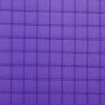 Purple PC20 Ripstop Polyester Fabric