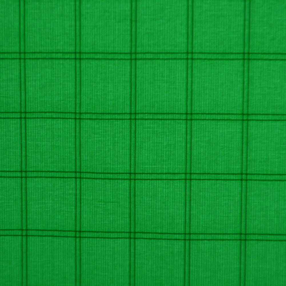 Green 5 Meters PC20 Ripstop Polyester Fabric
