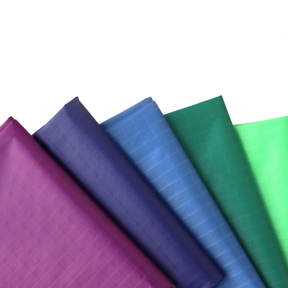 Various colors PC20 Ripstop Polyester Fabric