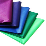 Colorful 5 Meters PC20 Ripstop Polyester Fabric