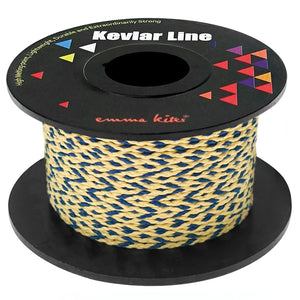 Brighter Color Braid Kevlar Line Utility Cord 100Ft 250Lb