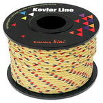 Brighter Color Braid Kevlar Line Utility Cord 100Ft 550Lb