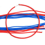 Red Blue Kite Line Sleeving