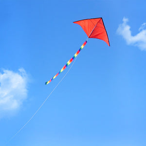 Fun Color Delta Kite - 5Ft
