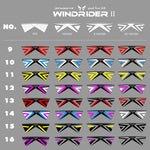 Kinds of Windrider Ⅱ Quad Line Stunt Kite