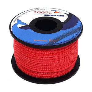 Emma Kites Red UHMWPE Kite Line Spool