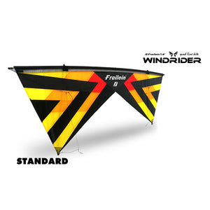 Windrider Ⅱ Ⅹ Standard Quad Line Stunt Kite PC31 #4