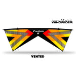 Vented Windrider Ⅱ Ⅹ Quad Line Stunt Kite