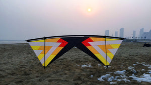 Windrider Ⅱ Ⅹ Quad Line Stunt Kite PC31 Four line