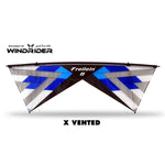 X Vented Windrider Ⅱ Ⅹ Quad Line Stunt Kite
