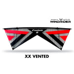 XX Vented Windrider Ⅱ Quad Line Stunt Kite