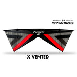 X Vented Windrider Ⅱ Quad Line Stunt Kite