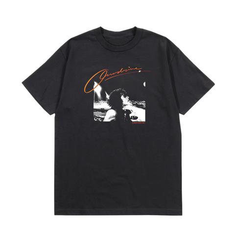 OVERDRIVE COVER TEE