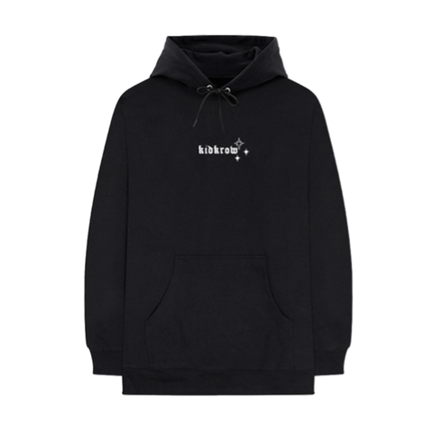 KID KROW EMBROIDERED HOODIE