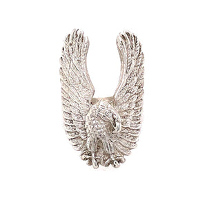 Eagle Ring Made by Ivry Belle Jewelry / Eagle Ring