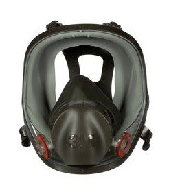 3M Full Facepiece Respirator 6000 Series,