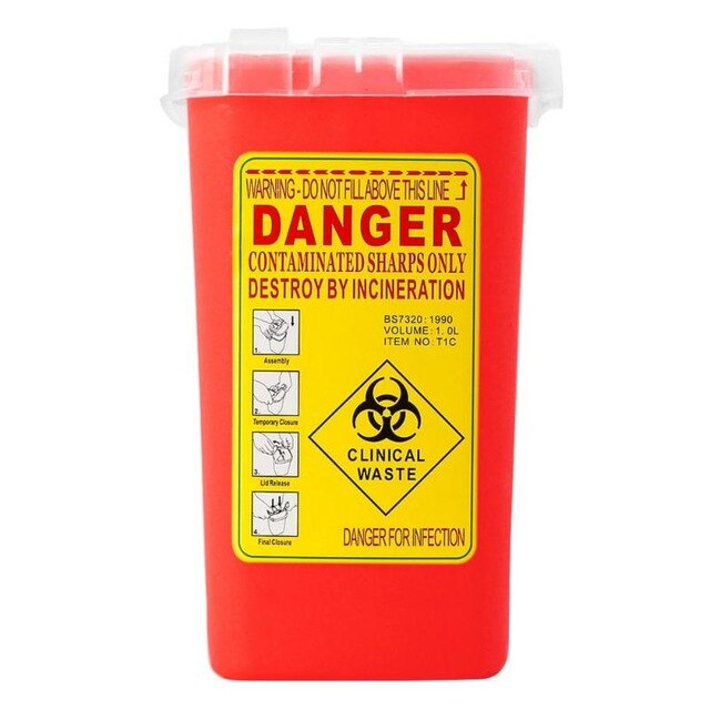 Sharps Container Small