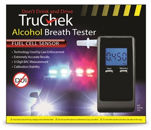 Breath Alcohol Tru-Check Fuel Cell