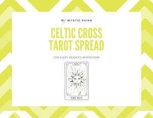 Celtic Cross Tarot Spread