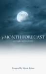 3-Month Forecast Astrology Report